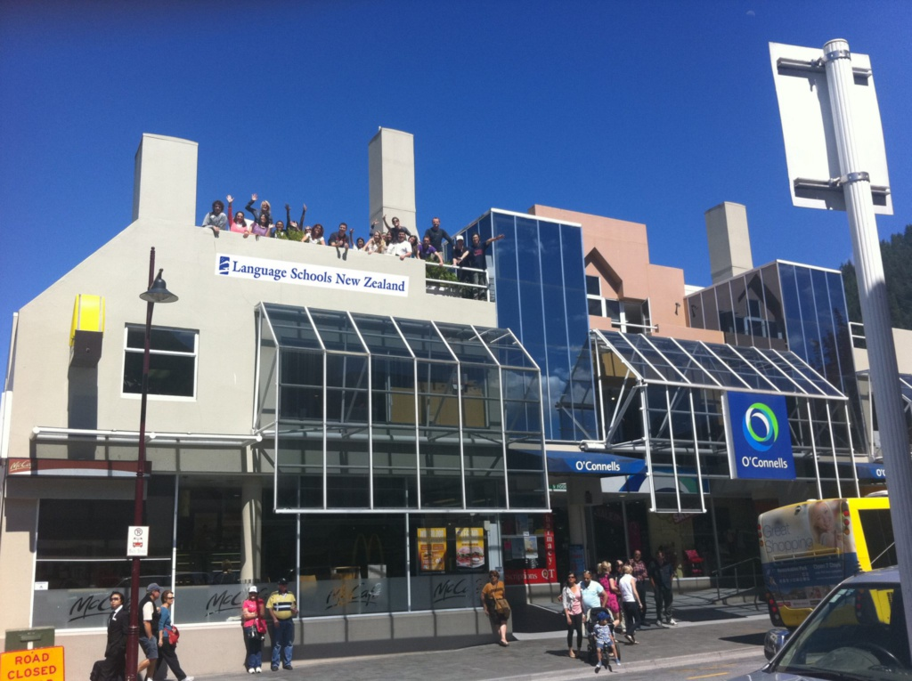 Language School New Zealand